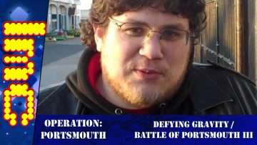 Operation Portsmouth II: Defying Gravity/Pirates III