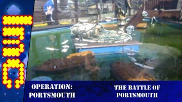 Operation Portsmouth: The First Wave – #1: The First Battle Of Portsmouth