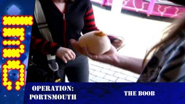 """Operation Portsmouth: The First Wave – #2: """"The Boob"""""""