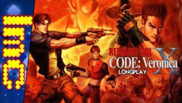Resident Evil: Code Veronica X – Longplay (TDL)