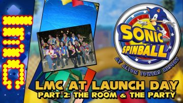 Spinball Adventures 2: The Sonic Room & All-Stars Beach Party