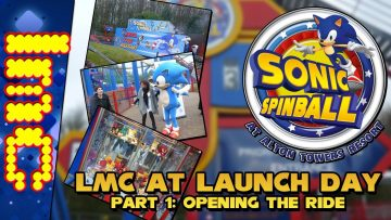 Spinning & Winning At The Sonic Spinball Community Adventures