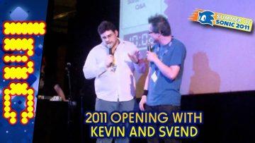 Strata's Summer Of Sonic 2011: The Opening Segment