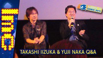 Summer Of Sonic: 2011 – Iizuka/Naka Q&A