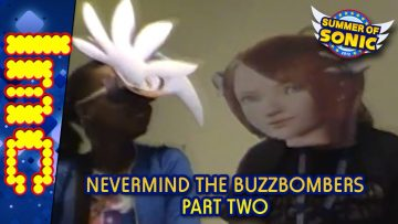 Summer of Sonic 2012 – Never Mind The Buzzbombers (Stage Camera) – Pt 2