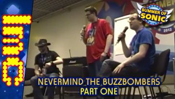 Summer of Sonic 2012 – Never Mind The Buzzbombers (Stage Camera) – Pt 1