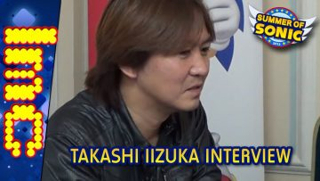 Summer Of Sonic 2013 – An Interview With Takashi Iizuka