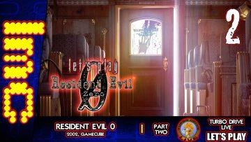 Turboween: TDL Let's Play Resident Evil 0 – Part 2/2