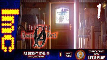 Turboween: TDL Let's Play Resident Evil 0 – Part 1/2