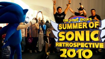 Relive Summer Of Sonic 2010 With The Sonic Show
