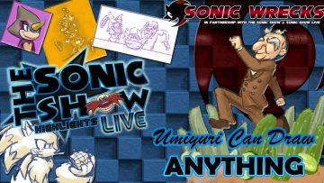 Sonic Show Live Highlights: Umiyuri Can Draw Anything