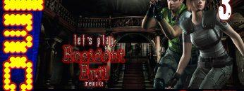 TDL Let's Play Resident Evil REmake – Chris Part 1: Once Again Mode