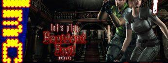 TDL Let's Play Resident Evil REmake – Jill Part 1: Once Again Mode