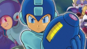 Mega Man (Series/Header)