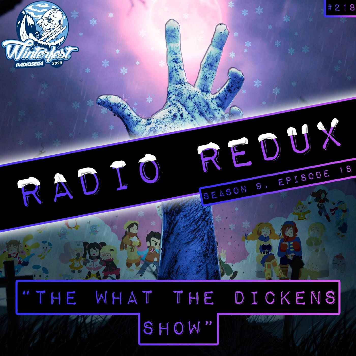 Radio Redux - 218 (S9, EP18)