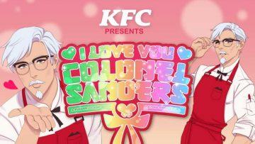 I Love You Colonel Sanders – A Finger Lickin' Good Dating Simulator