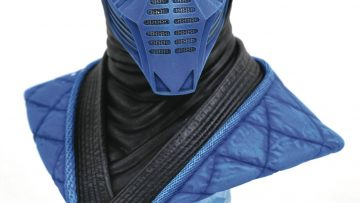 Diamond Sub-Zero Bust