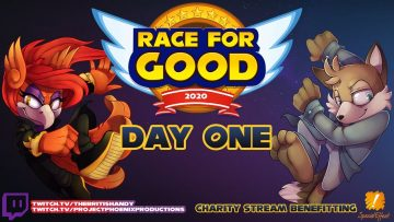 Race for Good 2020 – Day One