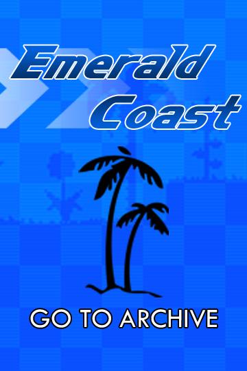Emerald Coast - Comic Archive