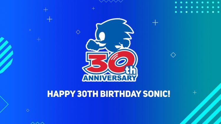 Sonic 30th Anniversary