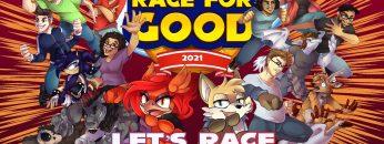 Race For Good 2021 – Sonic Advance