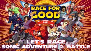 Let's Race: Sonic Adventure DX | RFG2021