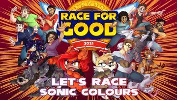 Let's Race: Sonic Colours | RFG2021