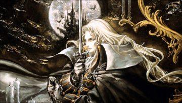 Castlevania: Symphony of the Night – Header