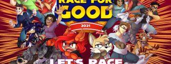 Race For Good 2021 – Sonic Advance 2