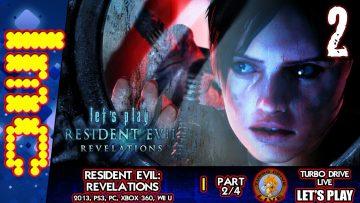 STOWAWAYS | Resident Evil Revelations – Part 2 (TDL)