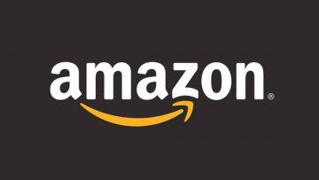 Amazon Logo Dark