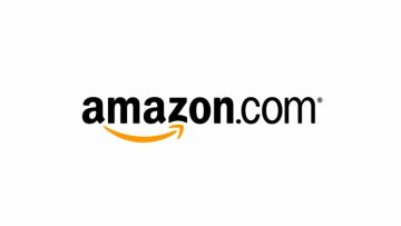 Amazon – White Logo