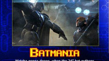 Demotivational 048 – Batmania