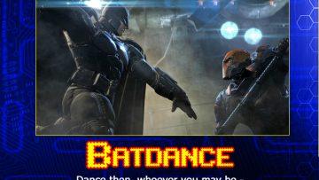 Demotivational 049 – Batdance