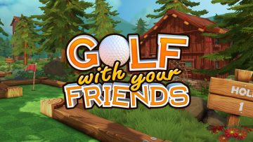 Golf With Your Friends – Logo 2 Header