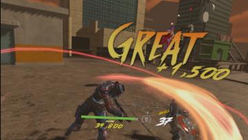 Gungrave VR – Screenshot