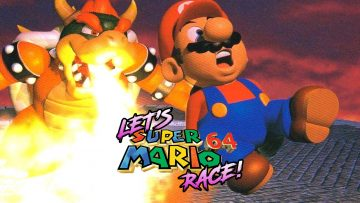 Lets-Race-Super-Mario-64