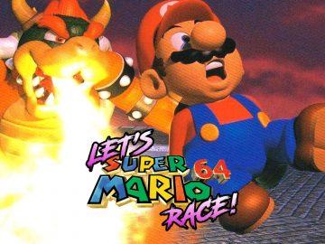 Lets-Race-Super-Mario-64