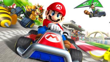 Mario Kart – Header