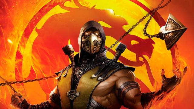 Mortal Kombat Legends: Scorpions's Revenge