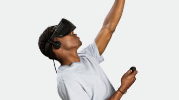 Oculus Rift HMD