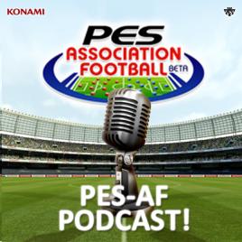 PES - Association Football Podcast