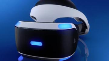 Playstation VR Header / PSVR