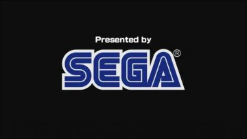 Presented By SEGA – Title/Header/Logo