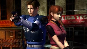 Resident Evil 2 (1998