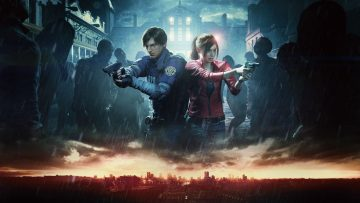 Resident Evil 2 Remake (2019)