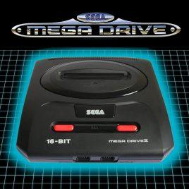 SEGA Mega Drive / Genesis – Channel Image