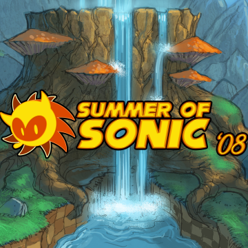 Summer Of Sonic 2008 (SOS 08)