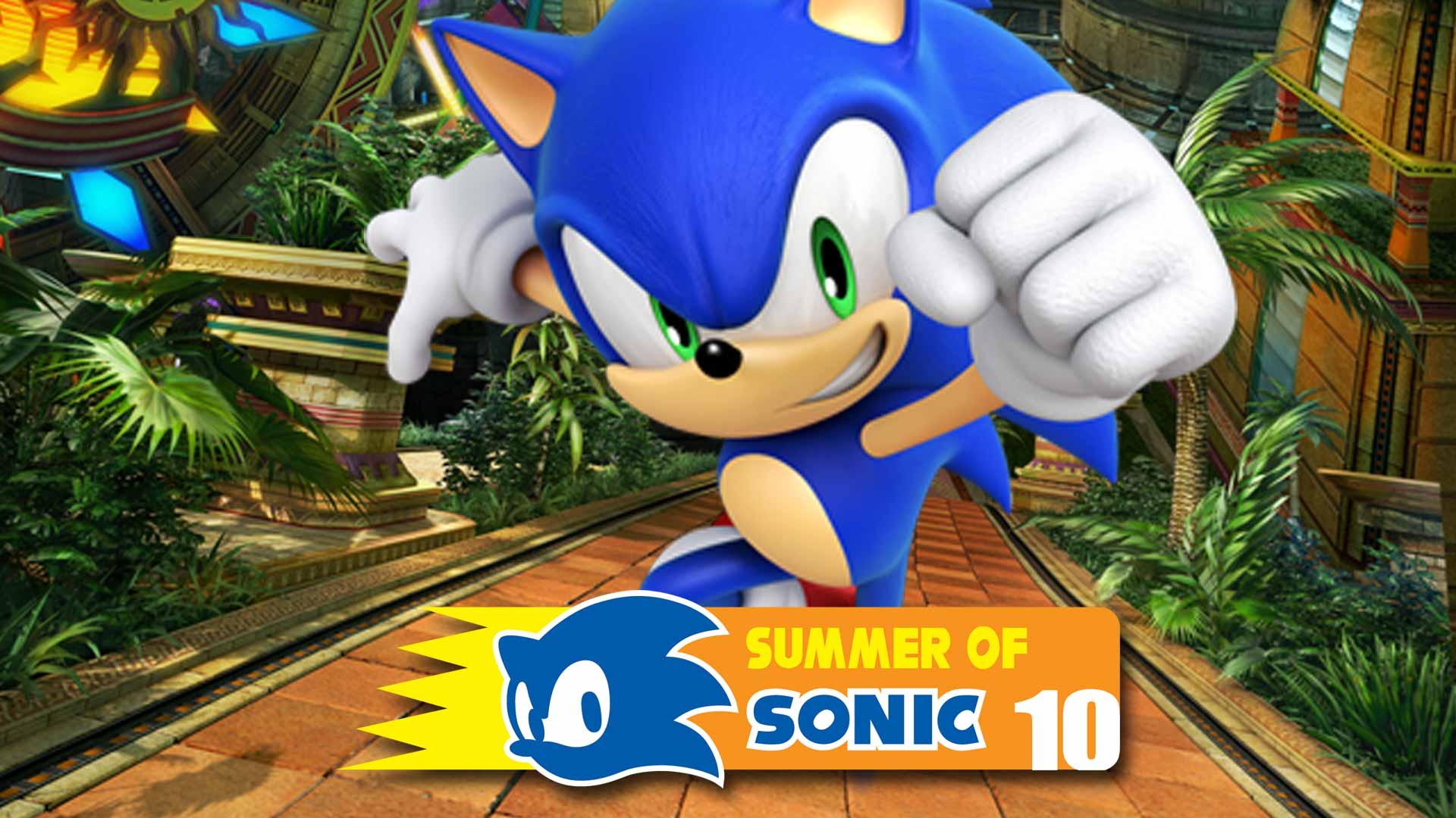 Summer Of Sonic 2010