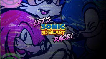 Sonic 3D (Let's Race)